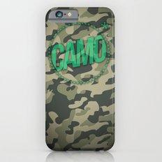 Camo iPhone 6s Slim Case