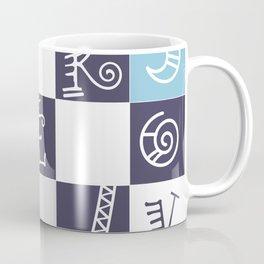 Love & Dream block  Coffee Mug