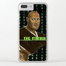 The Matrix Clear iPhone Case