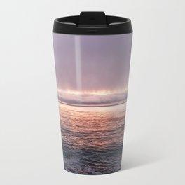 Big Sur Sunset Travel Mug
