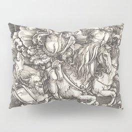 Albrecht Dürer Or Durer The Four Horsemen Pillow Sham