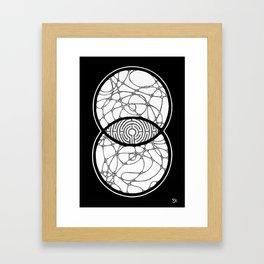 Numen X Framed Art Print