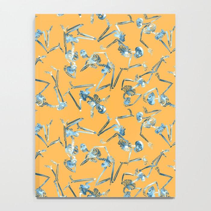 Skellybones - Yellow Notebook