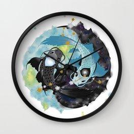 Dream Kois: Piscis Wall Clock