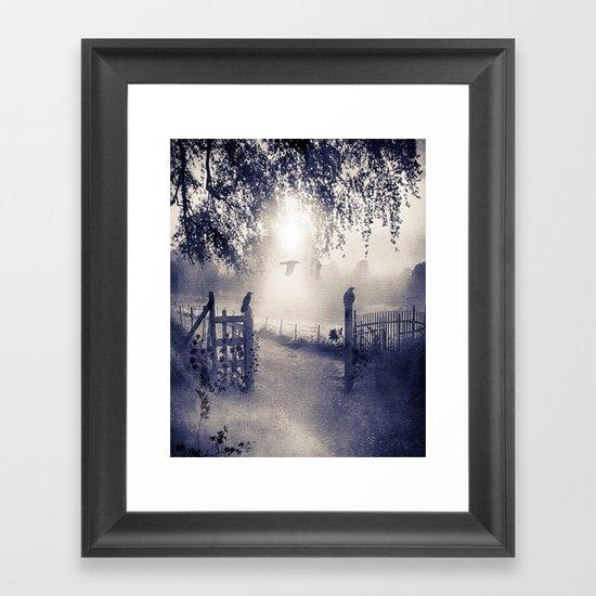 untitled  (colour option) Framed Art Print