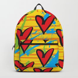Joy by Kathy Morton Stanion Backpack