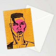 grace jones. Stationery Cards