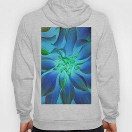 504 -Blue Dahlia Hoody