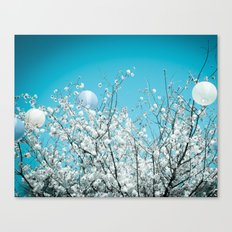 Dressed for the Festival Canvas Print