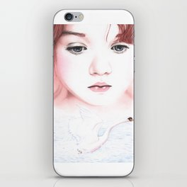 In Flight For Freedom iPhone Skin