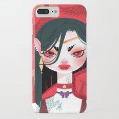 Bitch Please: Sailor Mars iPhone 7 Plus Slim Case