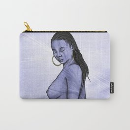 Tryna get God pregnant. Carry-All Pouch
