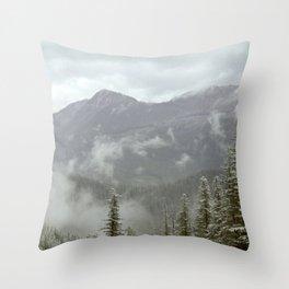 Coast Starlight View (1) Throw Pillow
