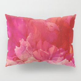 Pink Blooms Pillow Sham
