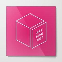 artsideout Metal Print