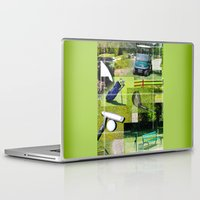 golf Laptop & iPad Skins featuring Golf by Andrew Sliwinski