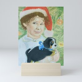 The Best Christmas Gift Mini Art Print