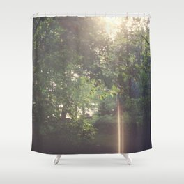263//365 Shower Curtain