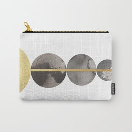Traveling mind2 Carry-All Pouch