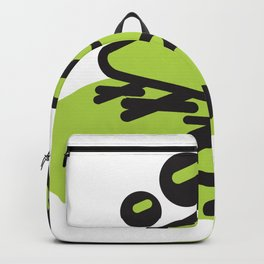 Coqui geometric Backpack