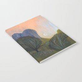 Garden Shadows Notebook