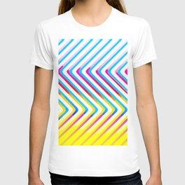 Pop Optical Art T-shirt