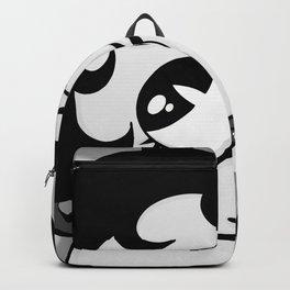 Betty Boop Black & White Backpack