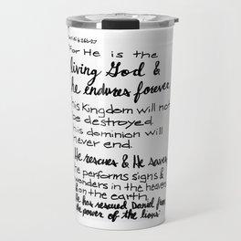 Rescues & Saves Travel Mug