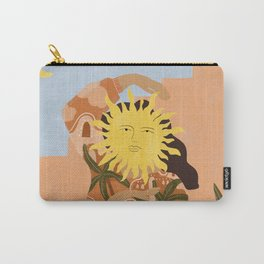 Soul full of sunshine Carry-All Pouch