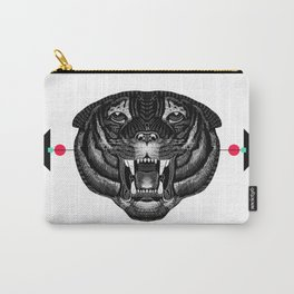 Roar My *--Tiger--* Carry-All Pouch