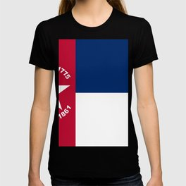 North Carolina Secession Flag T-shirt