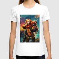 samus T-shirts featuring Samus  by ururuty