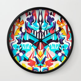 Adore Everything Wall Clock