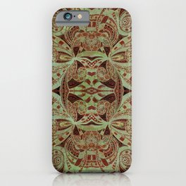 Indian Style G234 iPhone Case