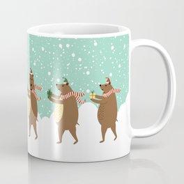Bears as Three Kings Coffee Mug