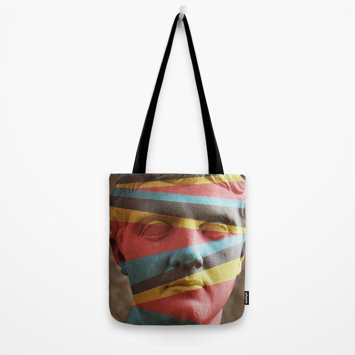 Defaced Tote Bag