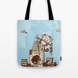 Laundry Monkie Tote Bag