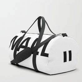 """ Art "" Duffle Bag"