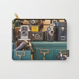 Retro Cameras Carry-All Pouch