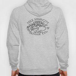 Mile High City, Denver Co. Hoody