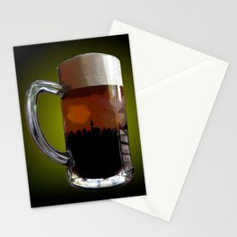 Big Beer Stationery Cards