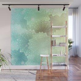 Sea Blossoms Wall Mural