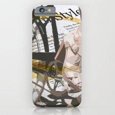 Bike Urban Chic Slim Case iPhone 6s