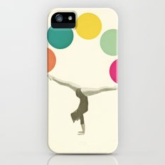 Gymnastics II Slim Case iPhone (5, 5s)