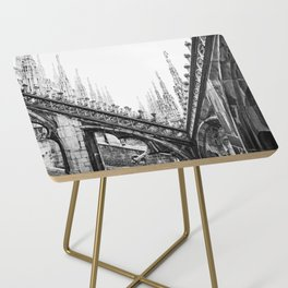 Spires Side Table