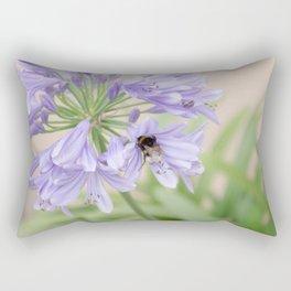 occupied ! Rectangular Pillow