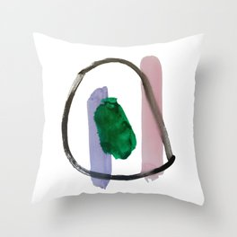 Is There A Way To Explain How Someone Changes The Way You See The World? Throw Pillow