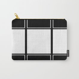 Tic Tac Toe Carry-All Pouch