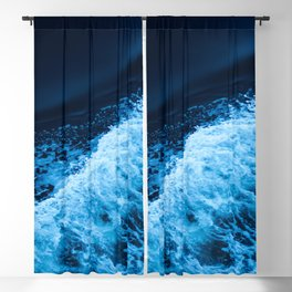 Sea 11 Blackout Curtain