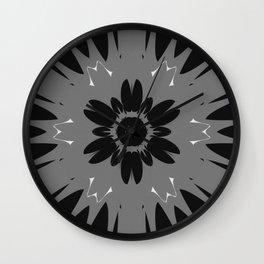 Magnet Flower Wall Clock